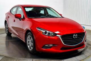 Used 2017 Mazda MAZDA3 GX A/C CAMERA DE RECUL for sale in Île-Perrot, QC