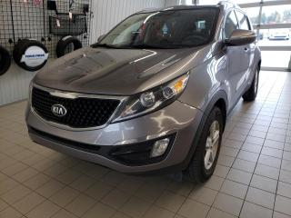 Used 2014 Kia Sportage *LX*AWD*AIR*CRUISE*BLUETOOTH* for sale in Québec, QC