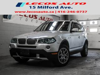 Used 2008 BMW X3 3.0I for sale in North York, ON