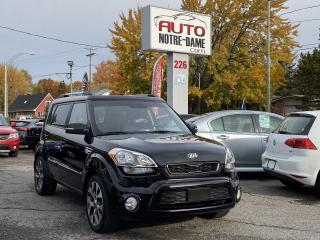 Used 2013 Kia Soul 4U Mags Toit Ouvrant for sale in Repentigny, QC