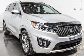 Used 2016 Kia Sorento SX AWD CUIR TOIT PANO NAV MAGS for sale in Île-Perrot, QC
