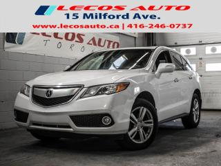 Used 2013 Acura RDX Tech Pkg Back Up & Nav for sale in North York, ON