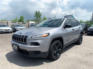 Used 2016 Jeep Cherokee Altitude for sale in Brampton, ON