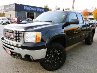 Used 2009 GMC Sierra 1500 SLT for sale in Surrey, BC