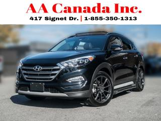 Used 2018 Hyundai Tucson Ultimate |ONE OWNER|ACCIDENT FREE| for sale in Toronto, ON