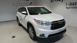 Used 2015 Toyota Highlander Traction intégrale 4 portes XLE for sale in St-Raymond, QC