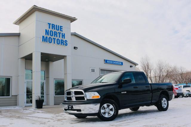 2010 Dodge Ram 1500 Low Mileage 4x4 Bluetooth Tow Package