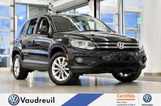 Used 2013 Volkswagen Tiguan Comfortline 4MOTION * TOIT PANO * 17 PO for sale in Vaudreuil-Dorion, QC