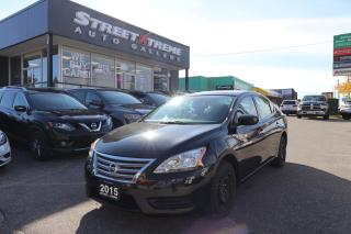 Used 2015 Nissan Sentra SV for sale in Markham, ON