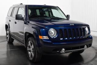 Used 2017 Jeep Patriot HIGH ALTITUDE AWD CUIR TOIT MAGS for sale in Île-Perrot, QC