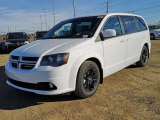 Used 2019 Dodge Grand Caravan GT / GPS Navigation / Back Up Camera for sale in Edmonton, AB