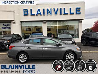 Used 2018 Nissan Sentra SV for sale in Blainville, QC