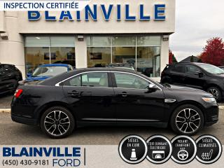 Used 2019 Ford Taurus LIMITED for sale in Blainville, QC