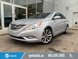 Used 2011 Hyundai Sonata Limited 2.0T LEATHER SUNROOF DRIVES LIKE A DREAM for sale in Edmonton, AB