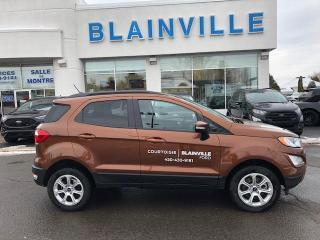 Used 2019 Ford EcoSport SE 4RM for sale in Blainville, QC