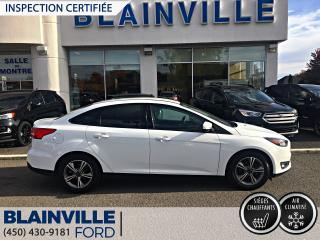 Used 2016 Ford Focus SE for sale in Blainville, QC