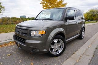 Used 2007 Honda Element SC / 1 OWNER / CANADIAN CAR / RARE SPEC for sale in Etobicoke, ON