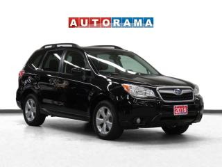 Used 2016 Subaru Forester 4WD Backup Cam Heated Seats for sale in Toronto, ON