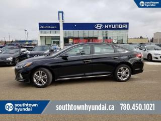 Used 2019 Hyundai Sonata ESS/BLIND SPOT DETEC/BACKUP CAM/HEATED SEATS for sale in Edmonton, AB