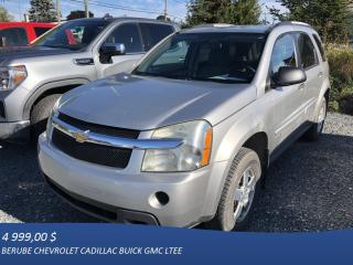 Used 2007 Chevrolet Equinox LS for sale in Rivière-Du-Loup, QC