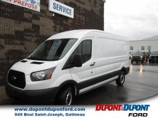 Used 2019 Ford Transit T-250 toit moyen 148 po PNBV de 9 000 lb for sale in Gatineau, QC