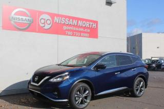 New 2020 Nissan Murano Platinum/AWD/COOLED SEATS/PANO ROOF for sale in Edmonton, AB