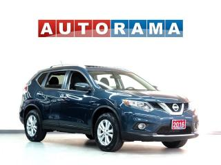 Used 2015 Nissan Rogue SL 4WD Navi Leather Sunroof Backup Cam for sale in Toronto, ON