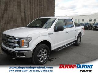 Used 2019 Ford F-150 XLT XTR cabine SuperCrew 4RM caisse de 5 for sale in Gatineau, QC