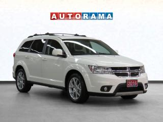Used 2016 Dodge Journey R/T 4WD Leather 7 Passenger for sale in Toronto, ON