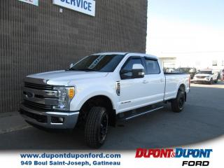 Used 2017 Ford F-250 Lariat cabine 6 places 4RM 160 po for sale in Gatineau, QC