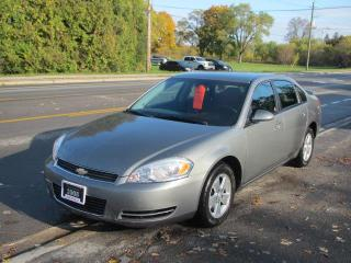 Used 2008 Chevrolet Impala LS for sale in Brockville, ON