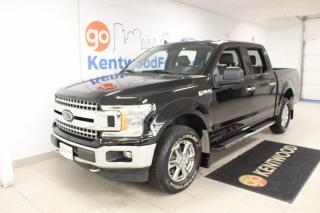 Used 2020 Ford F-150 3 mos Deferral *oac | XLT | XTR | 4x4 | Chrome Boards | Low KM | Like New! for sale in Edmonton, AB