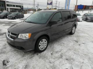 Used 2015 Dodge Grand Caravan Ensemble Valeur plus SE for sale in St-Georges, QC