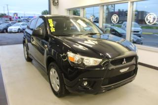 Used 2011 Mitsubishi RVR vus a bas prix et economique for sale in Lévis, QC