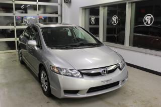 Used 2011 Honda Civic 4 portes, automatique fiable économique for sale in Lévis, QC