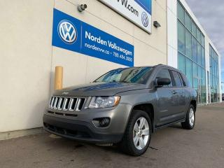 Used 2013 Jeep Compass NORTH 4X4 AUTO - PWR PKG + BLUETOOTH for sale in Edmonton, AB