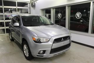 Used 2011 Mitsubishi RVR 4x4 SE automatique fiable a bas prix for sale in Lévis, QC