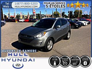 Used 2011 Hyundai Tucson GLS, RÂTER PAS VOTRE CHANCE, EXTRÊMEMENT PROPRE!! for sale in Gatineau, QC