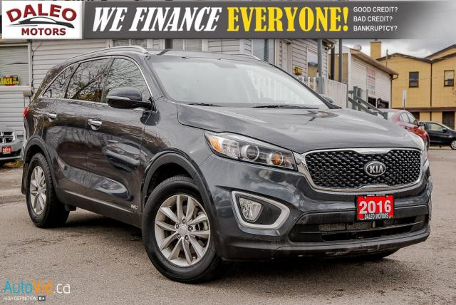 2016 Kia Sorento 2.0L | AWD | BACKUP CAM | HEATED SEATS |