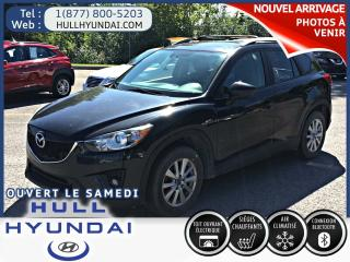 Used 2013 Mazda CX-5 GS AWD Toit ouvrant Siège chauffant Bluetooth for sale in Gatineau, QC