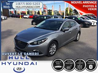 Used 2015 Mazda MAZDA3 GS Wow bas km Super offre !!! for sale in Gatineau, QC