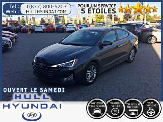 Used 2019 Hyundai Elantra Preferred Sun+Safety Bancs+volants chauffants !! for sale in Gatineau, QC