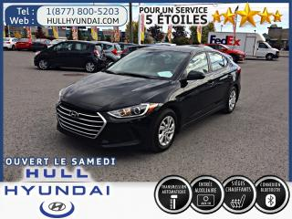 Used 2017 Hyundai Elantra LE, 2017 a moins de 14000$ WOW!! Encore garantie!! for sale in Gatineau, QC