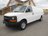 Photo of White 2014 Chevrolet Express