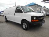 2014 Chevrolet Express 2500HD Extended Cargo 4.8L V8 Certified 129,000KMs