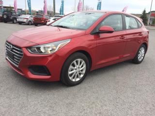 Used 2019 Hyundai Accent Preferred  5portes automatique a/c for sale in Gatineau, QC