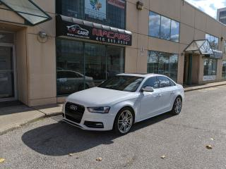 Used 2013 Audi A4 Premium Plus**Navigation**No Accident** for sale in North York, ON