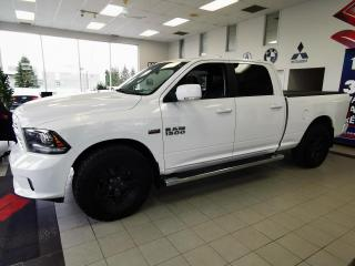 Used 2016 RAM 1500 Sport/ 5.7 / NAVIGATION / CAMERA / CUIR for sale in Sherbrooke, QC