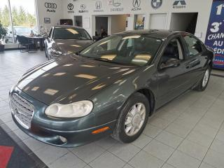Used 2003 Chrysler Concorde CUIR / CRUISE for sale in Sherbrooke, QC