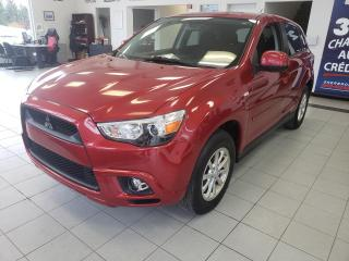 Used 2012 Mitsubishi RVR RVR SE / 4WD / CRUISE / AIR CLIMATISÉ for sale in Sherbrooke, QC